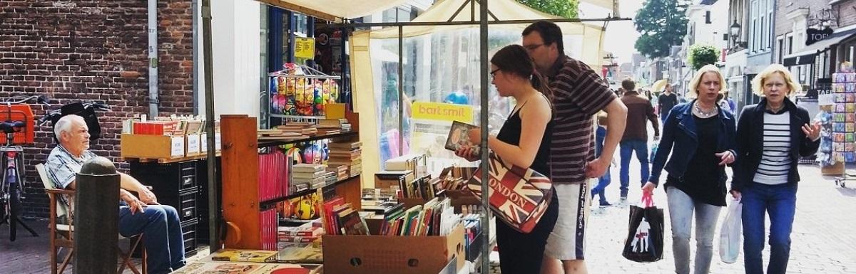 Boekenmarkt IJsselstein mei 2016