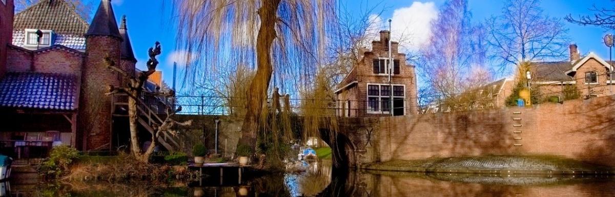 Brandspuithuisje bij IJsselpoort I Foto: Folkert Waardenburg