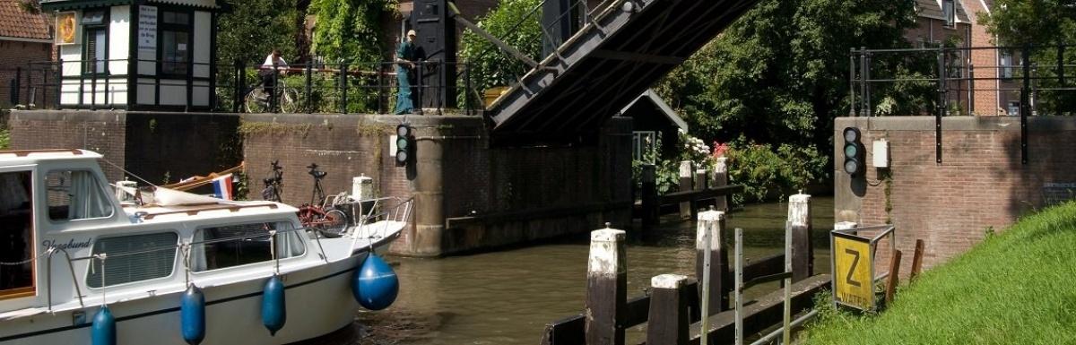 Ophaalbrug IJsselstein