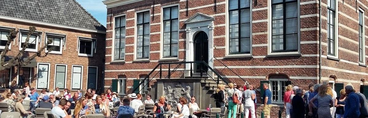 Historisch Stadhuis met De Plaats