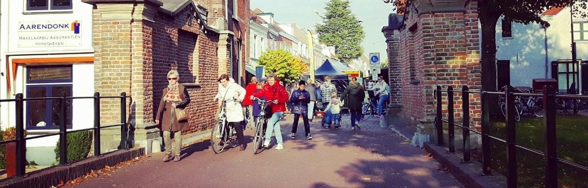 winkelen binnenstad IJsselstein