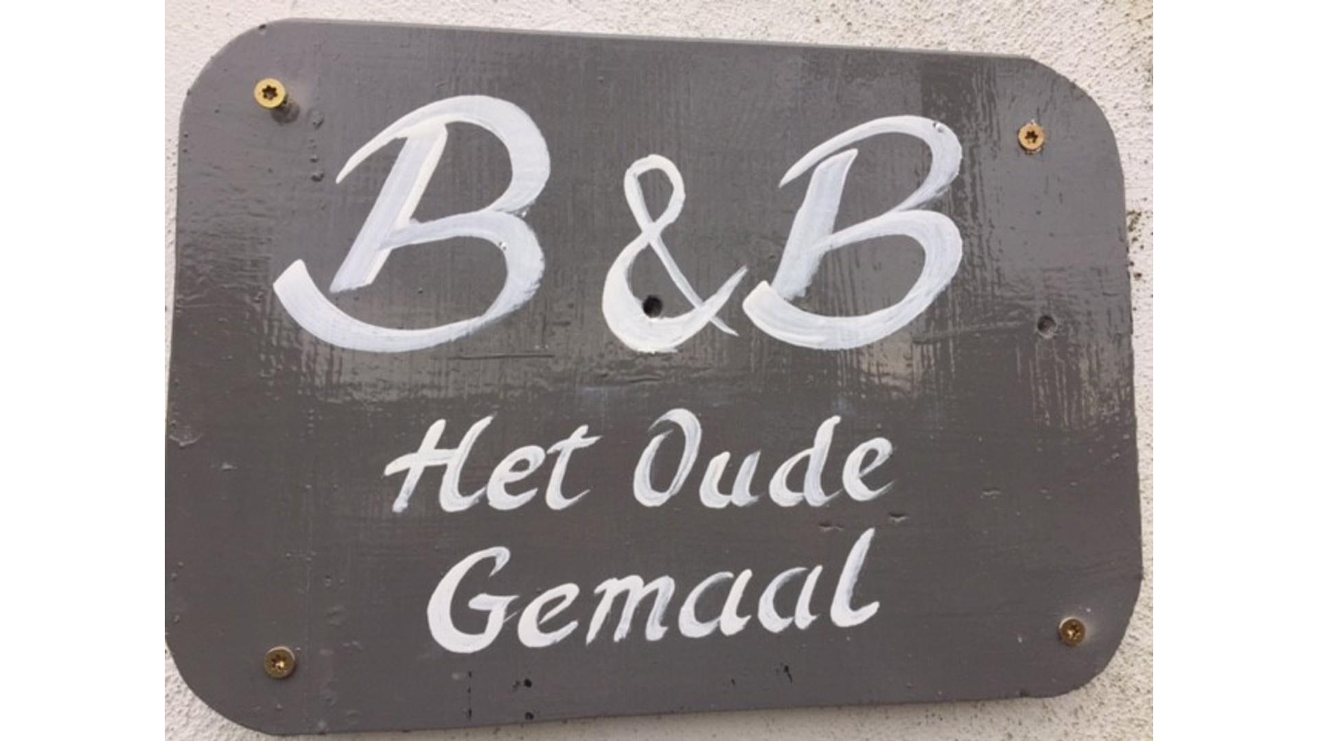B&B Het Oude Gemaal