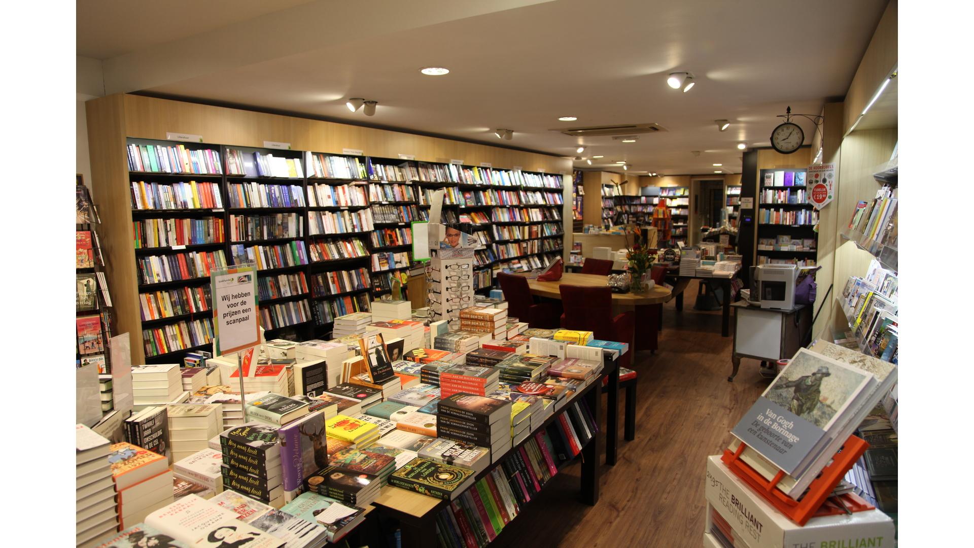 Boekhandel Logica