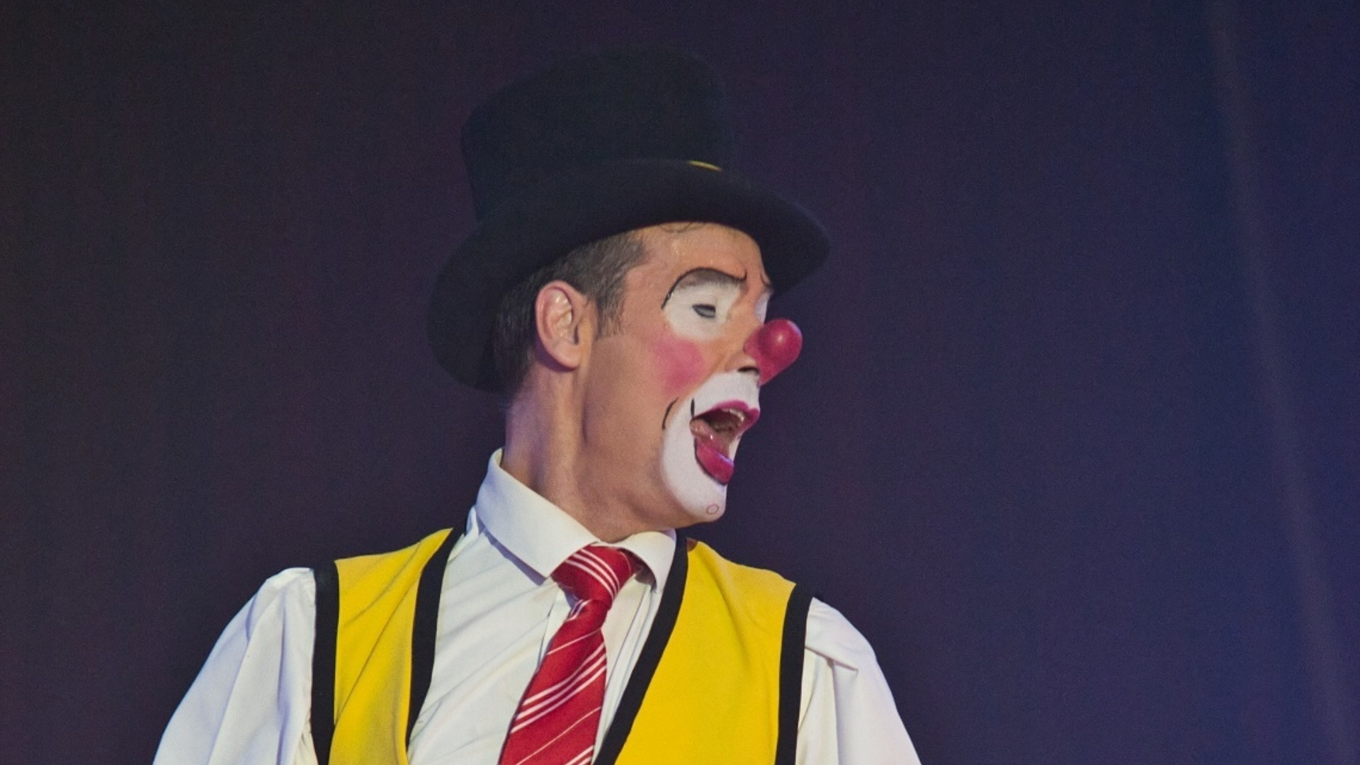 Circus Maximum Clown Marco Mariani