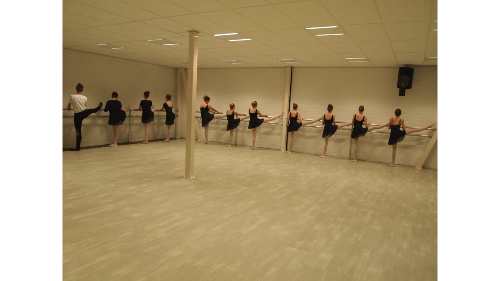 Klassiek ballet (van kleuterballet t/m VO 4e jaars)