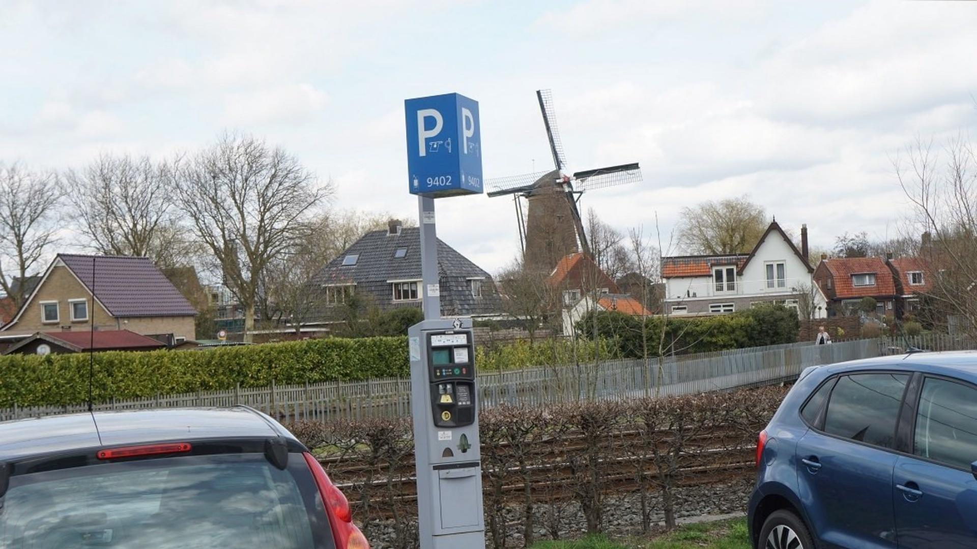 Betaald parkeren IJsselstein