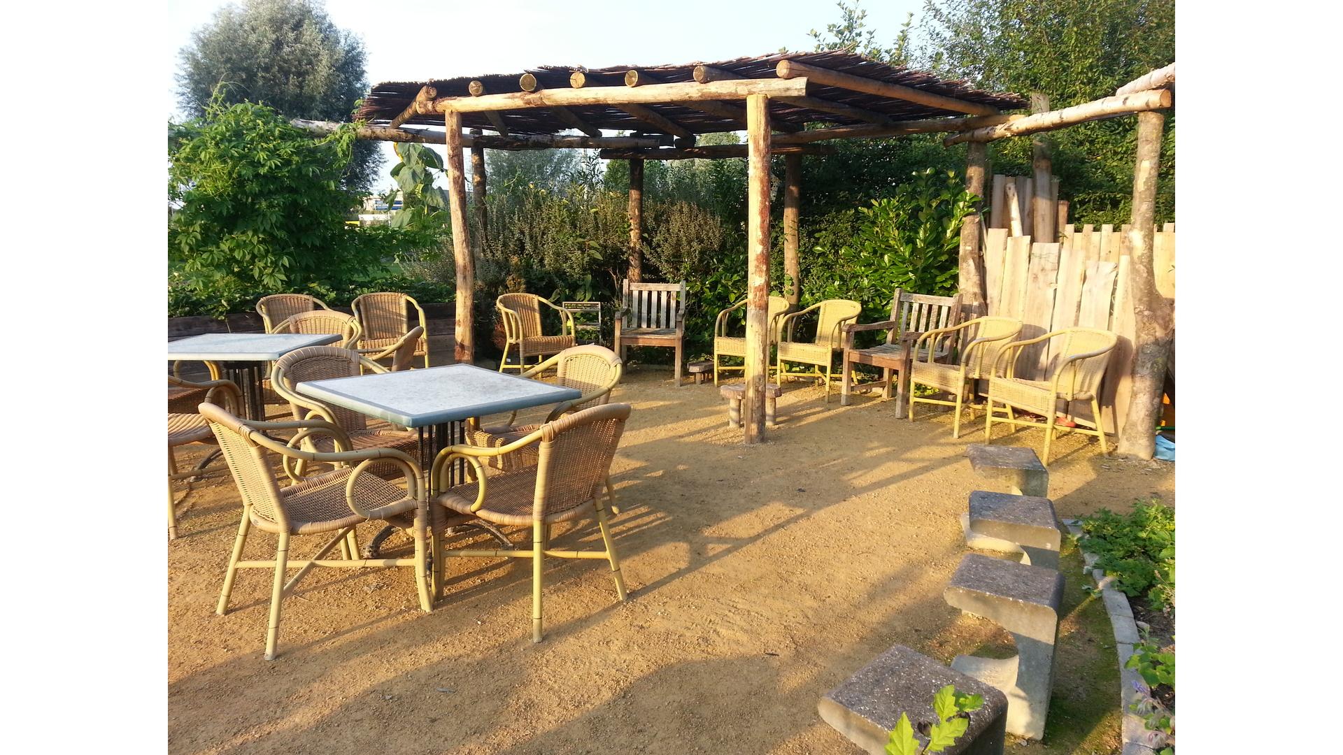 Eetbaar IJsselstein, Hooghe Camp tuin, tuinieren, natuur, IJsselstein