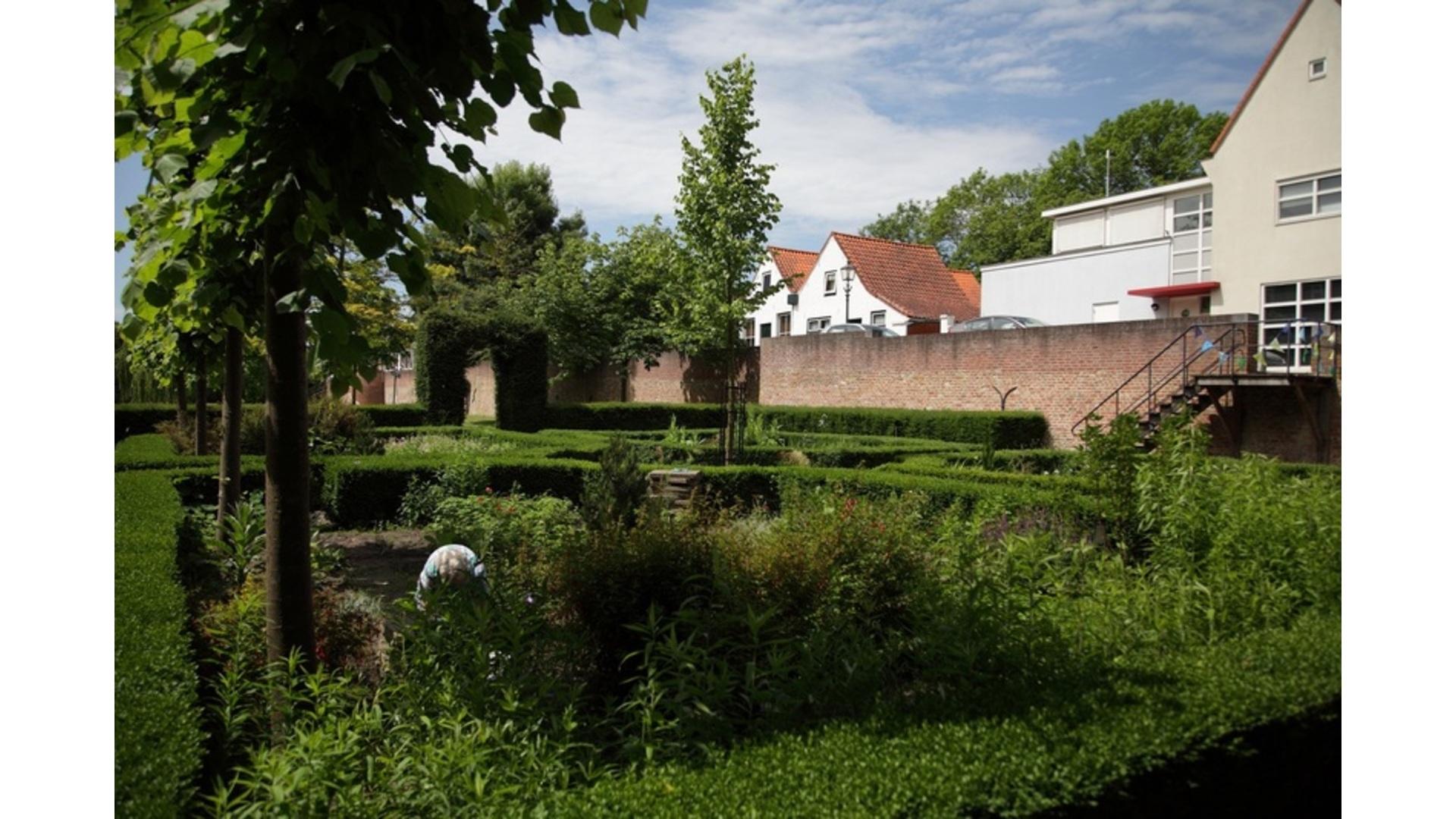 Eetbaar IJsselstein, Historische Kruidentuin, IJsselstein, Walkade, audiotour
