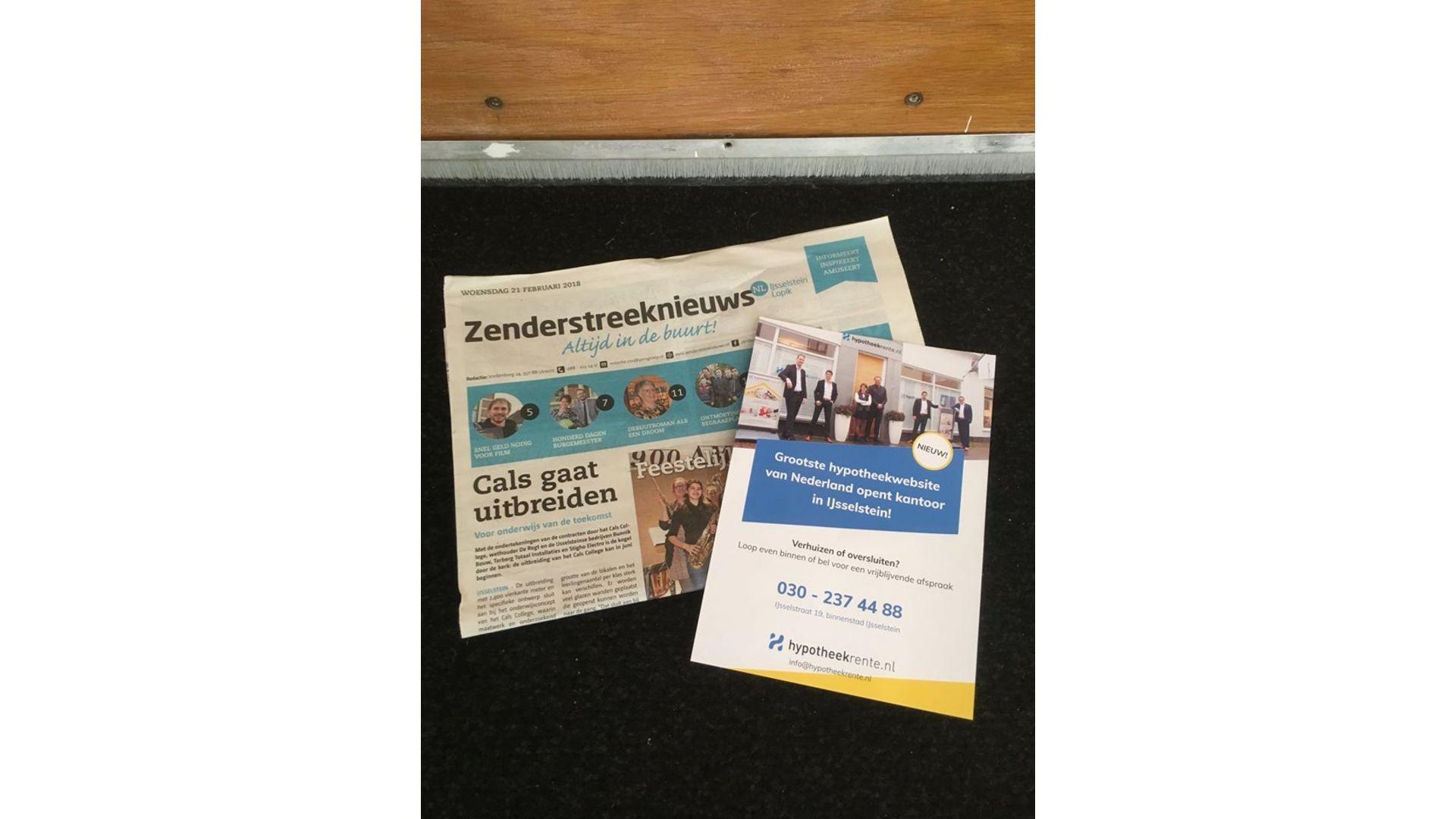 Hypotheekrente.nl IJsselstein
