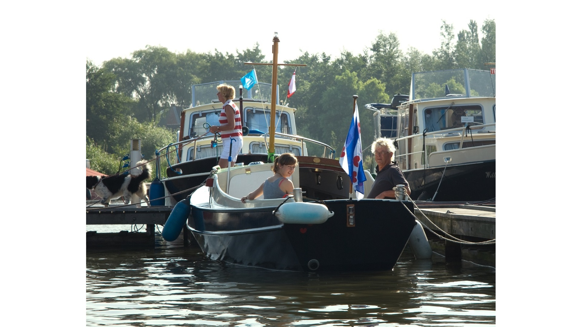 Jachthaven Marnemoende l Foto: Martijn Kleimeer