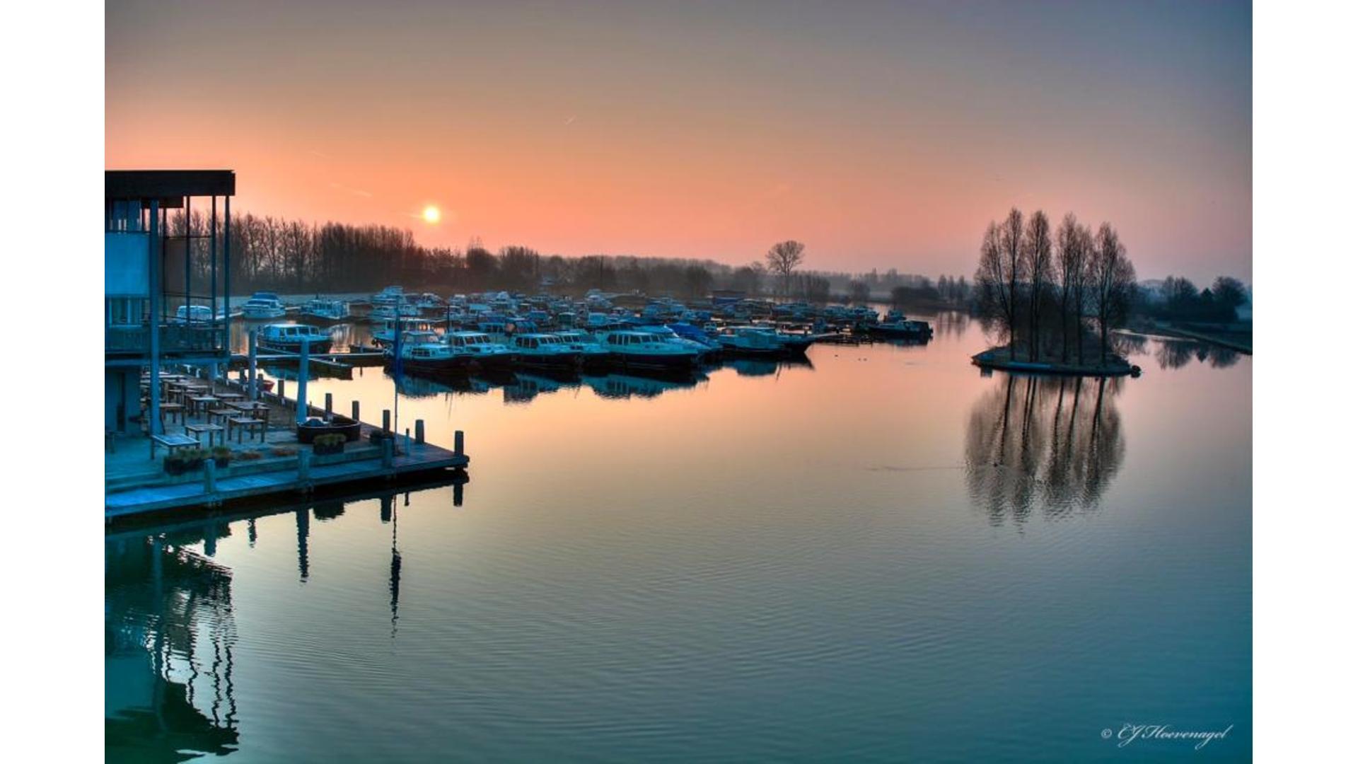 Jachthaven Marnemoende l Foto: Cassy Hoevenagel