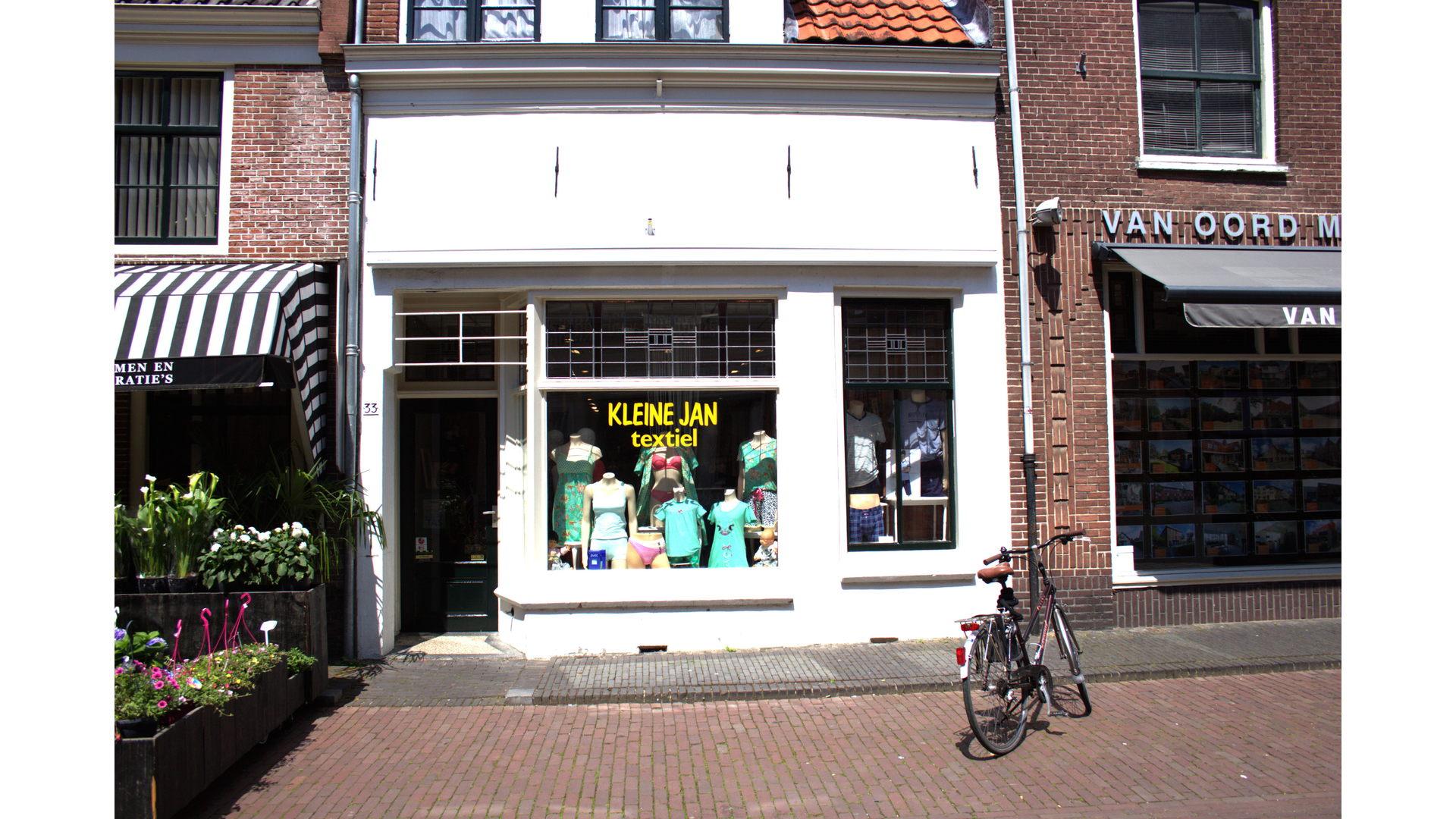 Klein Jan Textiel