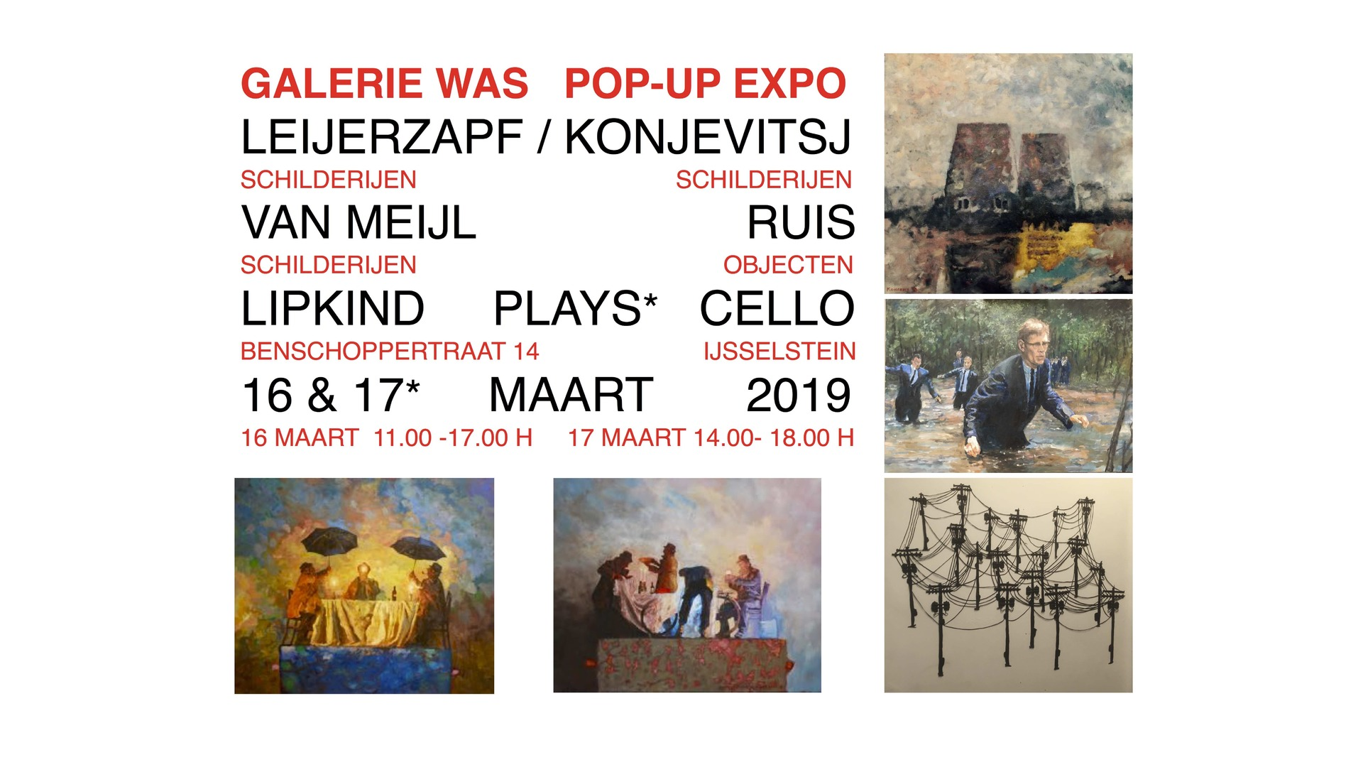 Pop-Up Galerie WAS
