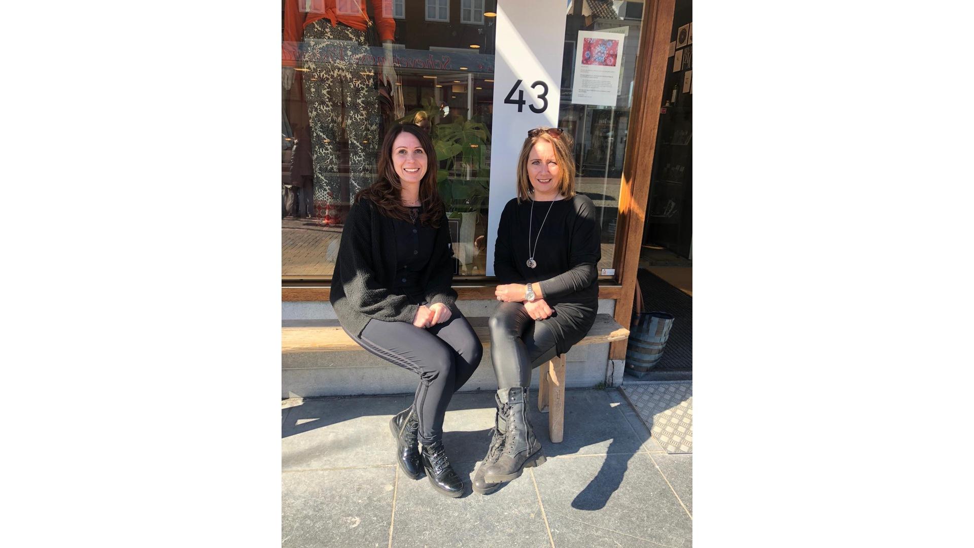 De Meiden - Mirjam en Jolanda