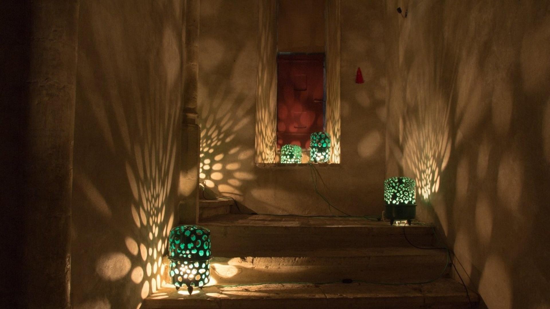 Verlicht MIJ werk Juul Rameau I Foto: Corine van Kuilenburg